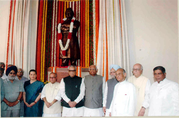 Swami Vivekananda statue unveiled