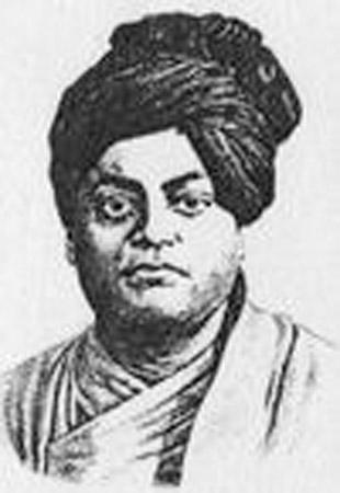 swami_vivekananda sketch
